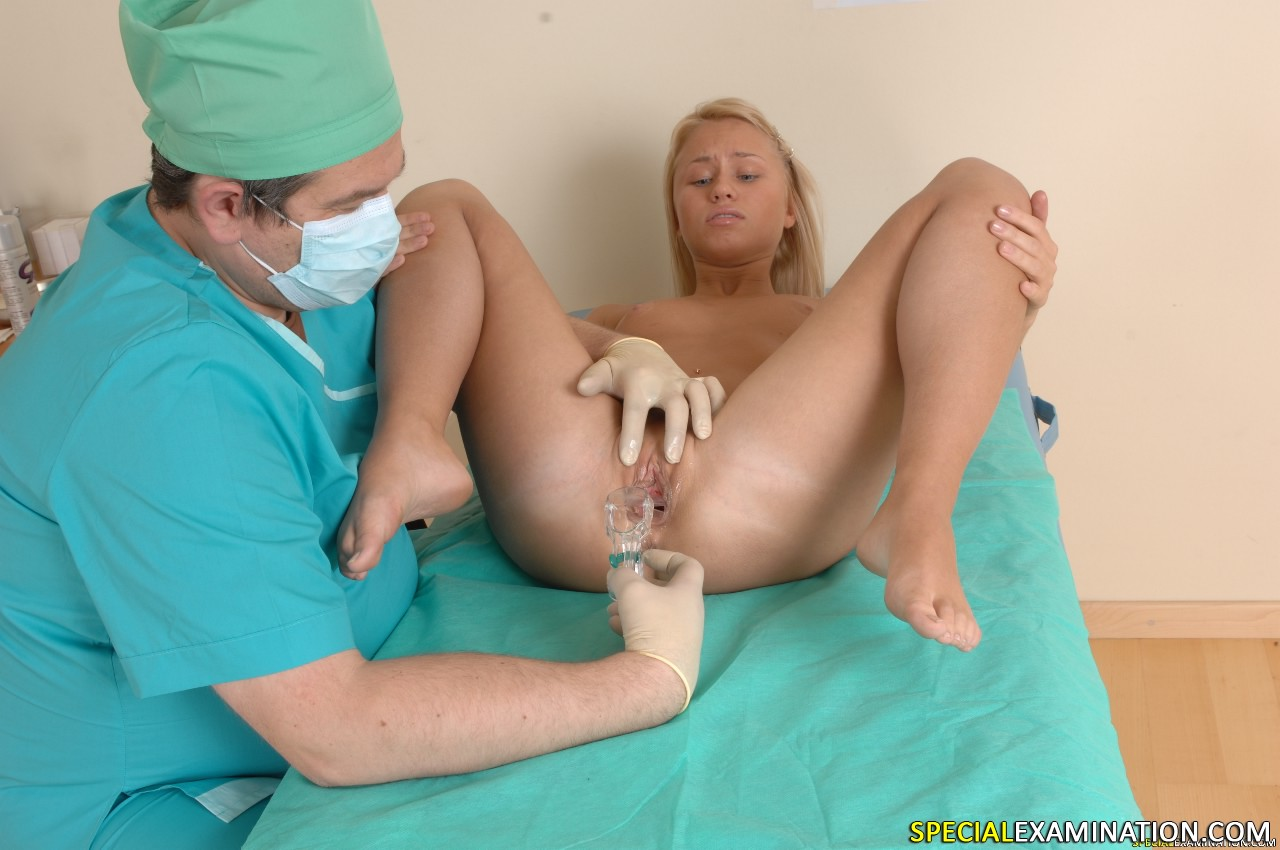 doctor physical porn